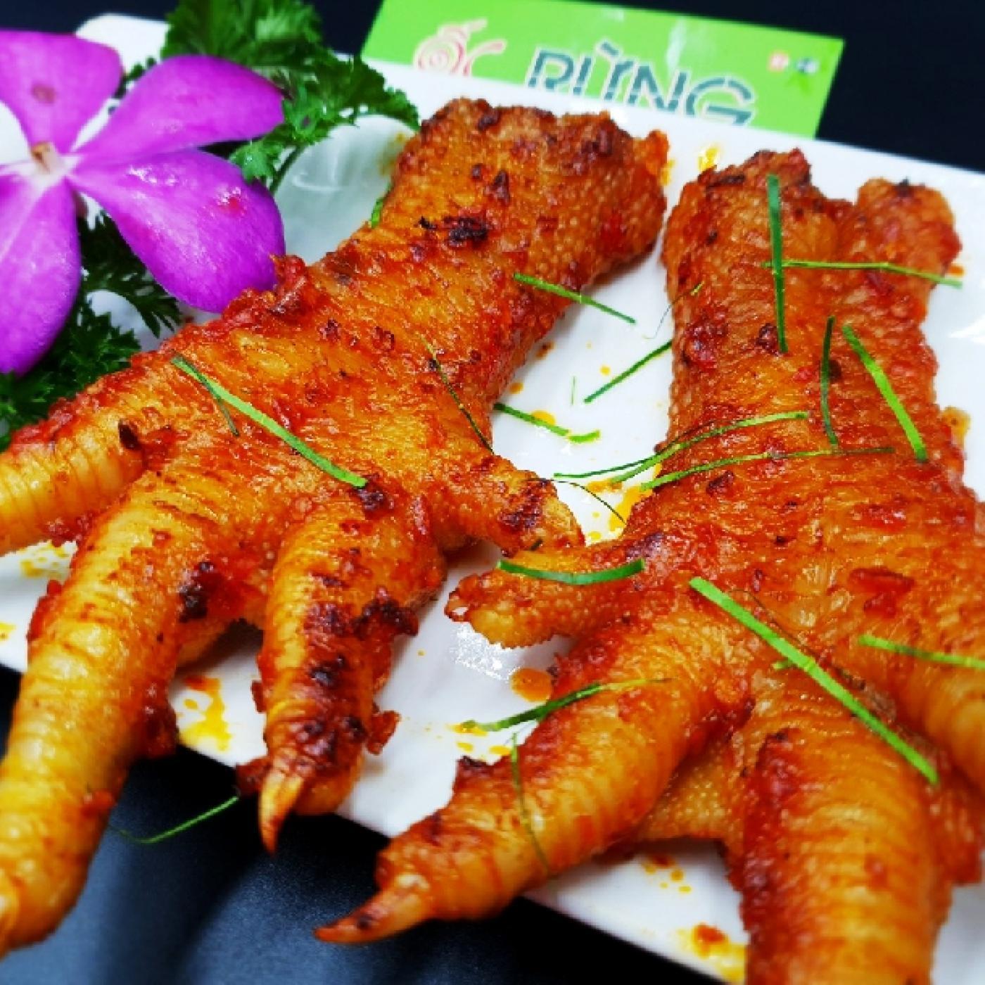 Cách làm món gà đông tảo nướng giòn tan thơm phức