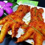 Gà Đông Tảo nướng muối ớt