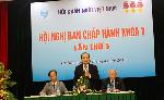 BCH lần thứ 5 khóa V Hội chăn nuôi Việt Nam