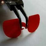 Hướng dẫn đeo kính cho gà