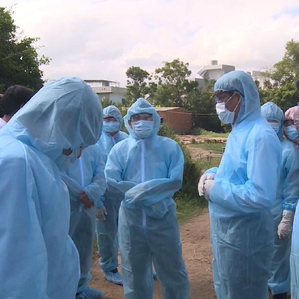 Biện pháp phòng chống dịch cúm gia cầm