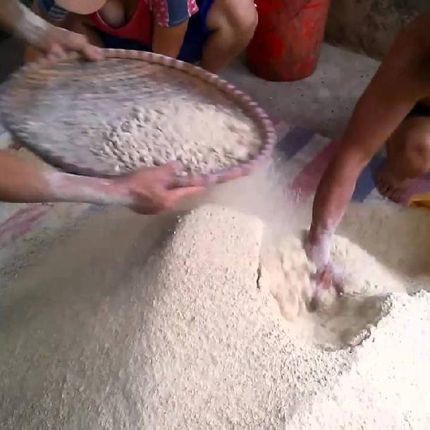 Kỹ thuật ủ thức ăn chăn nuôi bằng men vi sinh hoạt tính